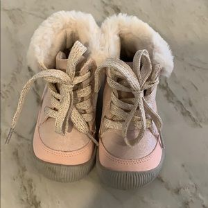 Toddler, boots size size 5